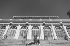 Brooklyn engagement session in Prospect Park with NYC wedding photographer Ben Lau.