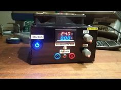 Test video of my instructable over hacking a standard ATX Power supply into a high current adjustable bench supply. Please click the link to view the detaile. Test Video, Diy Electronics, Lab, Bench, Raspberry, Diy Ideas, Electric, Knowledge, Pictures