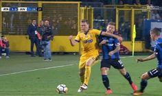 Ecco la gomitata di Lichtsteiner a Gomez: giusto annullare il gol del 3-1 della Juventus? #var #moviola #atalanta #juventus #finoallafine #serieatim #seriea
