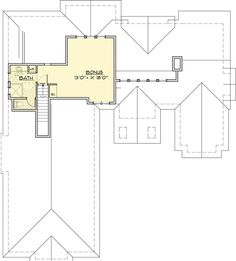 Mountain Living with Lots of Options - 54221HU | Architectural Designs - House Plans