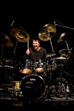 » Terry Bozzio Pictures | Famous Drummers