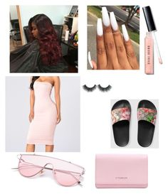 """Wednesday we wear pink 💁🏽"" by daianphelps on Polyvore featuring Bobbi Brown Cosmetics and Givenchy"