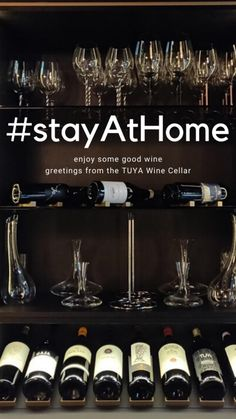 Stay At Home, Wine Cellar, Fine Dining, Restaurant Bar, Kitchen, Riddling Rack, Cooking, Kitchens, Cuisine