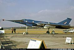 BAC 221  - 1964 (GB)