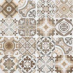 Moroccan and Talavera Ceramic Tiles 9x9
