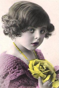 Vintage tinted image