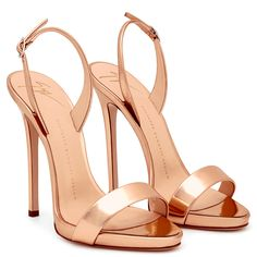 Sophie - Sandals - Search.nav.filters.facet.gold Pink | Giuseppe Zanotti