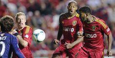 """Mi último blog de deportes en KSL español: """"NE Revolution y LA Galaxy ganan ventaja en las finales de Conferencia. RSL podría clasificar a Concacaf si gana la Copa MLS el finalista del Oeste"""". Entren y lean. Blog Deportes – Playoffs Liga MLS y opciones Concacaf del RSL"""