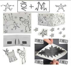 Tatuagens Malfeitonas: o novo sendo incorporado nas tattoos Nova Era, Tattoos, Cards, Blog, Style, Pattern Drawing, Abstract Art Tattoo, Get A Tattoo, Finding Nemo