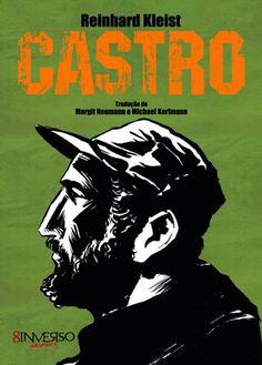 book, fidel castro, illustration,