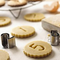 Numbers Cookie Cutter Set - From Lakeland