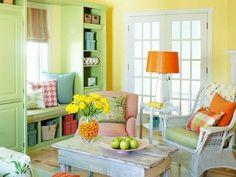 Fun living-room