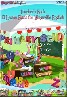 Mingoville.com - Teachers English Exercises, Teacher Books, Educational Games For Kids, Thing 1, Guide Book, Lesson Plans, Family Guy, Author, Classroom