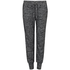 Velvet by Graham and Spencer Cozy Sweat Pants ($210) ❤ liked on Polyvore featuring activewear, activewear pants, bottoms, pants, sweatpants, calça, sweats, grey, sweat pants and elastic cuff sweatpants