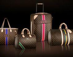 Louis Vuitton Personalization Monogram services