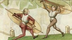 Hans Talhoffer Alte Armatur und Ringkunst- Fechtbuch- 1459