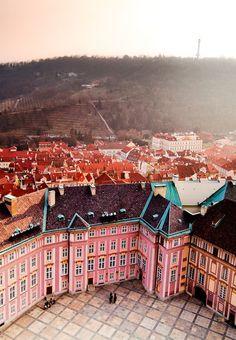 Fall in love in Prague, #oklsummer