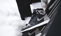 pretty nice d27a9 f1c21 Air Jordan 1 Retro High OG Shadow Black Grey White 555088-013 Mens New Size  11.5  AirJordan  AthleticSneakers