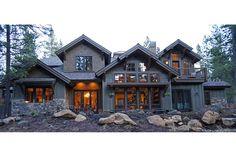 Mountain Home Exterior, Modern Mountain Home, Mountain House Plans, Dream House Exterior, Mountain Dream Homes, Colorado Mountain Homes, Mountain Houses, Colorado House, Lake Mountain