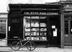 Bath Book Exchange, Bath, England
