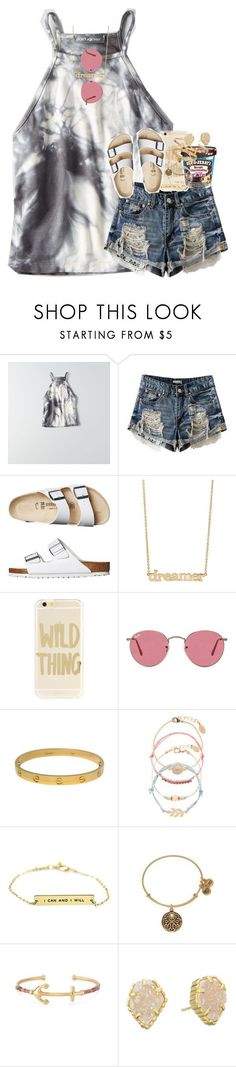 god didnt bring you this far to leave you. by ellaswiftie13 ❤ liked on Polyvore featuring American Eagle Outfitters, Birkenstock, Jennifer Meyer Jewelry, Sonix, Ray-Ban, Cartier, Accessorize, Alex and Ani, Stella Dot and Kendra Scott