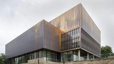 Landeskirchliches Archiv der evangelisch-lutherischen Kirche in Bayern-gmp Architekten von Gerkan, Marg und Partner