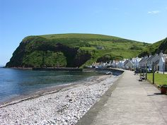 Pennan, Aberdeenshire, Scotland. As an added bonus, during certain times of year, this is a great place to watch the Aurora Borealis