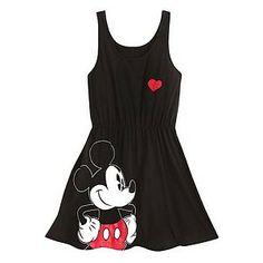 Disney Ladies Dress - Mickey Mouse - Black 400005907999 Black Mickey Mouse Dress for Women Item No. Disney Dresses For Women, Cute Disney Outfits, Cute Outfits, Clothes For Women, Disney Clothes, Mickey Mouse Dress, Minnie Dress, Minnie Mouse, Disney Inspired Fashion
