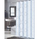 Found it at Wayfair - Ava Polyester Shower Curtain