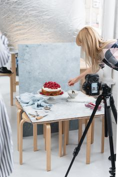 The art of food stories Workshop in London. Food photography and food styling.