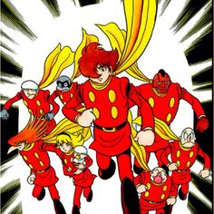 Cyborg009 Conclusion God's War started on Club Sunday as a web manga.