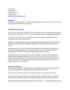 Truck Driver Resume Sample Stuff Pinterest Resume
