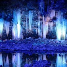 Instagram【koki_kana0】さんの写真をピンしています。 《久しぶりの投稿 「三十槌の氷柱」 #氷柱 #雪 #埼玉 #nightphotography #nature #instagood #love #nature_special_ #special_spot_ #world_great #world_bestnight #followme #sky  #japan_night_view  #team_jp_ #夜景ら部 #canon6d #beginner #night_arts #wu_japan #tokyocamerclub #夜景 #japan_focus #light  #night #ファインダー越しの私の世界 #写真好きな人と繋がりたい #beautiful #nightview》