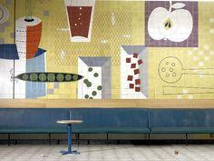 Carters Tiles — The Virtual Museum of Poole Pottery Mosaic Wall, Wall Tiles, Liverpool Uk, Glazed Brick, King Photography, Tile Panels, Brick Flooring, Floors, Virtual Museum