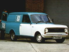 Ahh the trusty old Co-op van. Familiar sight back in the day.
