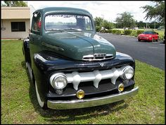 1951 Ford F1 Pickup    #MecumKissimmee