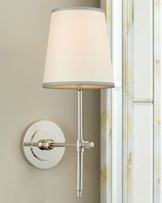 "H64WK VISUAL COMFORT ""Bryant"" Sconce"