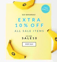 Extra 10% Off Sale - Use Code SALE10