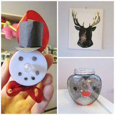 DIY Holiday & Christmas decorations