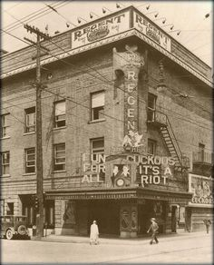 Across the street from the revered Capitol Theatre, this great theatre was where the Disney films were often shown. Capital Of Canada, Capital City, Canadian Forest, Canadian History, Largest Countries, Disney Films, Ottawa, Historical Photos, Ontario
