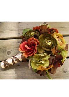 autumn #wedding #flowers #bouquet, #Brautstrauß