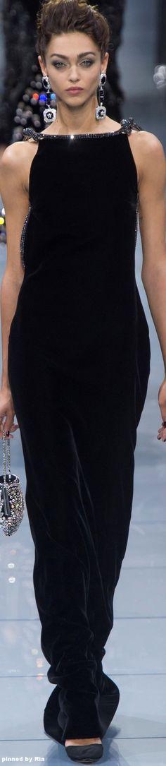 Giorgio Armani Prive` FW 2016-17 Couture l Ria