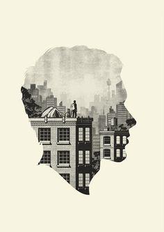 Andrew Fairclough - Handsome Frank Illustration Agency