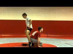 Wrestling Penetration Drills