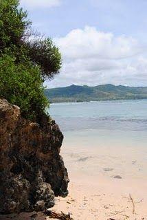 I love Guam's scenery!!!