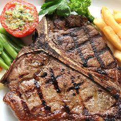 Mesquite Steaks (Recipe)