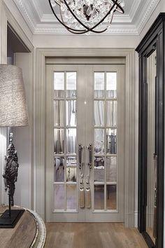 Single French Door Interior Interior Pantry Doors Interior Oturma Odası – home accessories Classic Interior, Home Interior Design, French Door Decor, Interior French Doors, Interior Door, Single French Door, Indoor Doors, Rustic Doors, Wood Doors