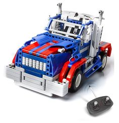 43.69$  Buy here - http://alibon.worldwells.pw/go.php?t=32680292932 - Free Shipping  4CH RC Assembly Blocks Toy Car DIY Electric Racing Model Bricks Radio Control Vehicle Car Toys for Children 8006 43.69$