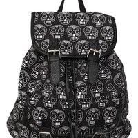 Hot Topic - Skull Bag
