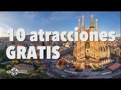 Top 10 atracciones GRATIS - Barcelona